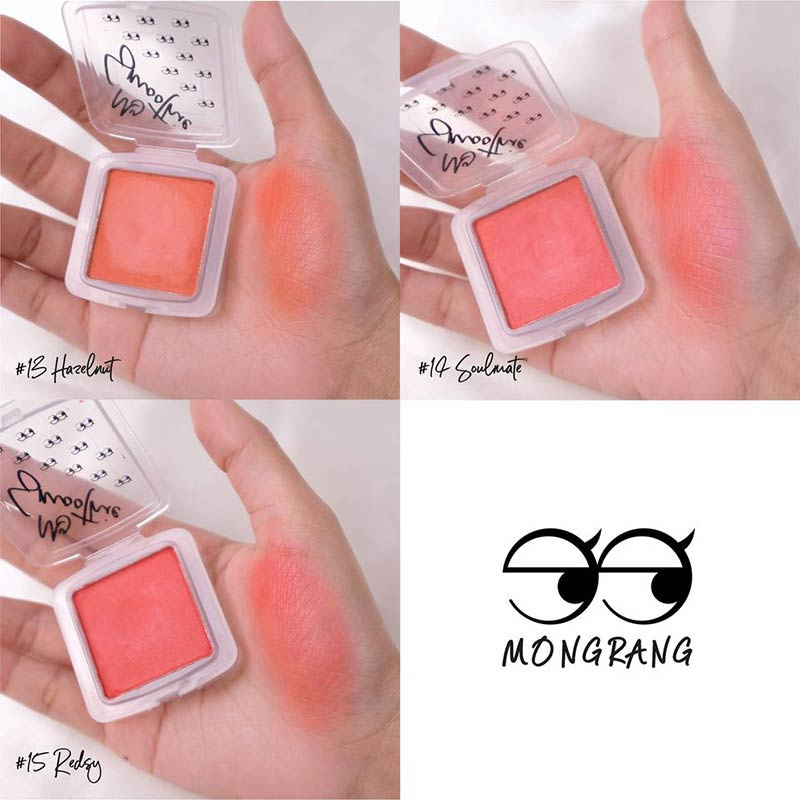 07 Mongrang My Smoothie Blush Cream