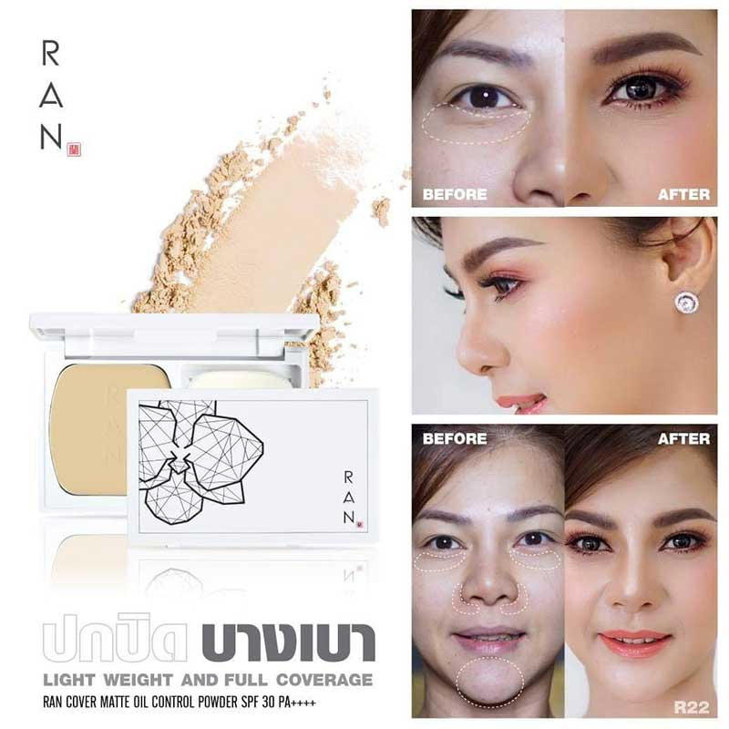 08 RAN Original Powder SPF30 14 g #R11