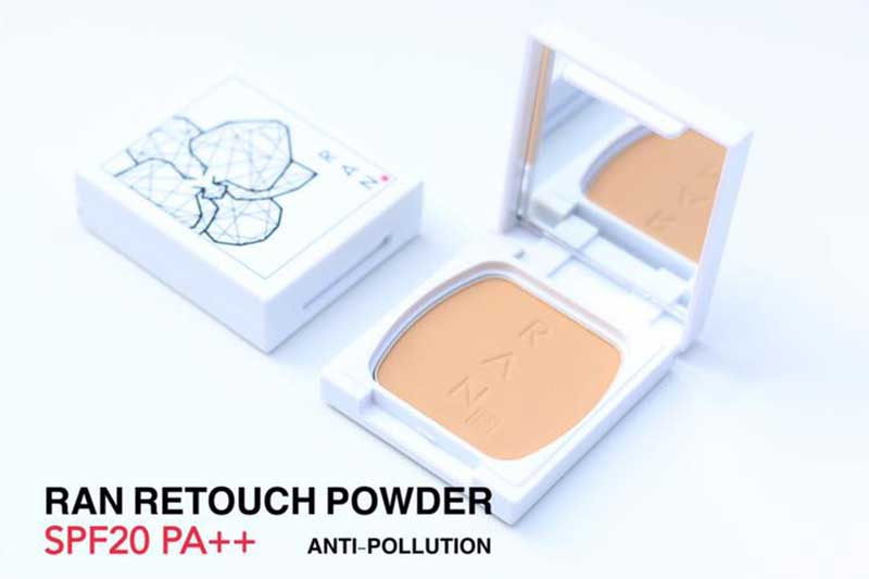 01 RAN Anti Pollution Mini Powder SPF20 7 g #01