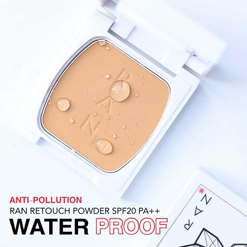 05 RAN Anti Pollution Mini Powder SPF20 7 g #01