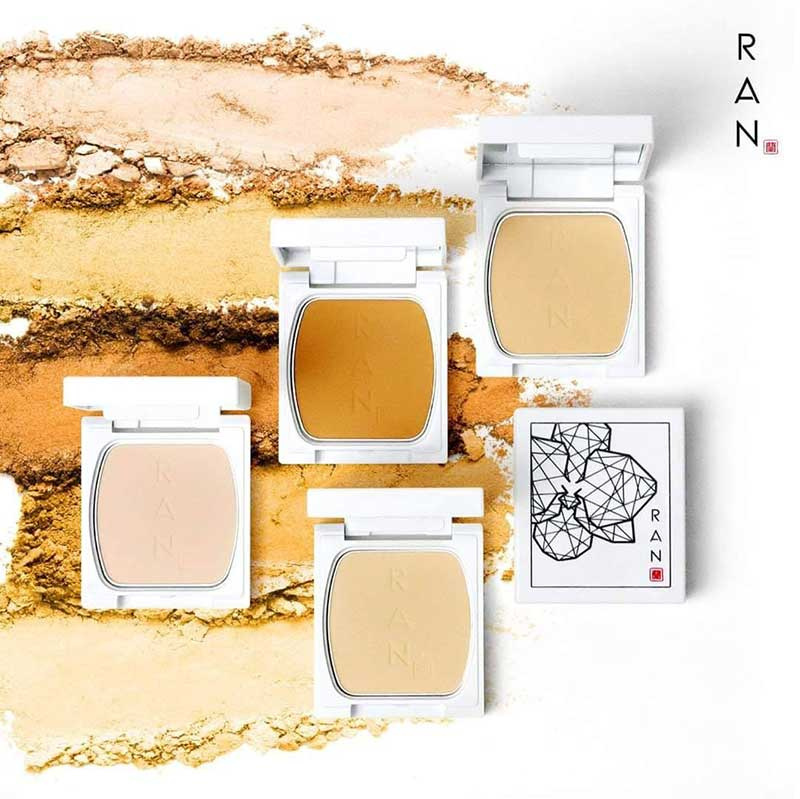 06 RAN Anti Pollution Mini Powder SPF20 7 g #01