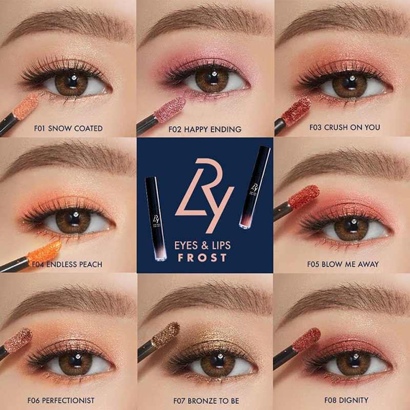 02 LRY Eyes & Lips Frost