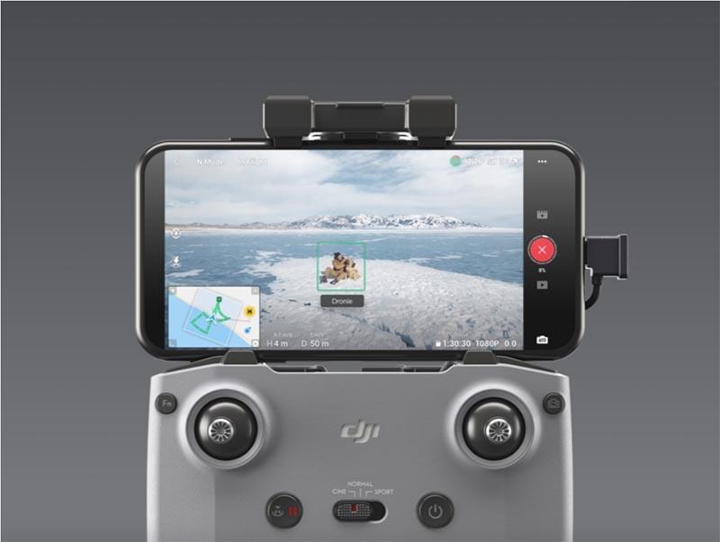 DJI โดรนถ่ายภาพ รุ่น DJI Air 2S Fly More Combo
