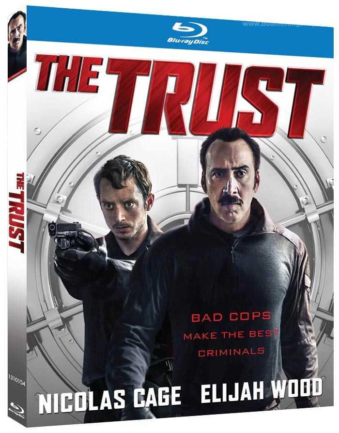 DVD The Trust