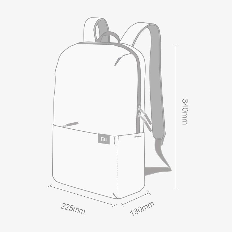 Xiaomi กระเป๋าเป้ Mi Casual Daypack