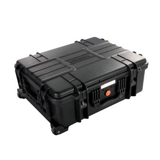 Vanguard Camera Hard Case รุ่น SUPREME 53F BK