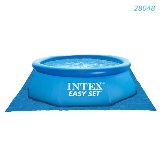 Intex ผ้าปูรองพื้นสำหรับวางสระ รุ่น 28048