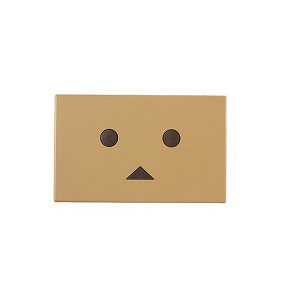 cheero Power Bank รุ่น Power Plus DANBOARD VERSION mini Plate 4200mAh (CHE-055)  Brown