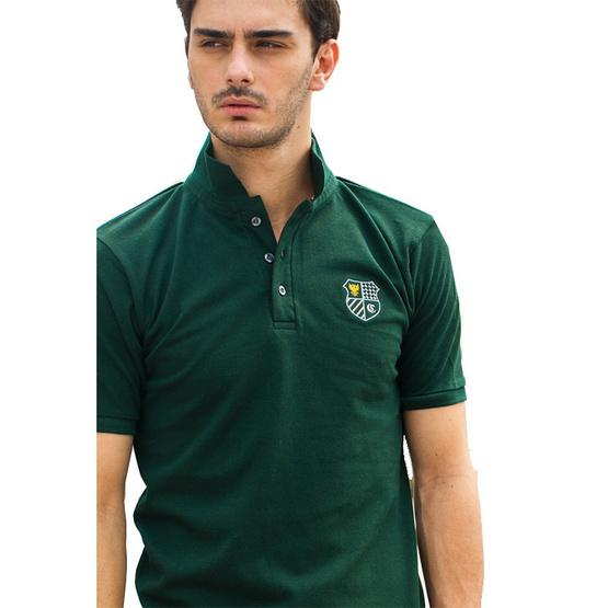 CLEAR เสื้อโปโล รุ่น หลัง-52 - เขียว