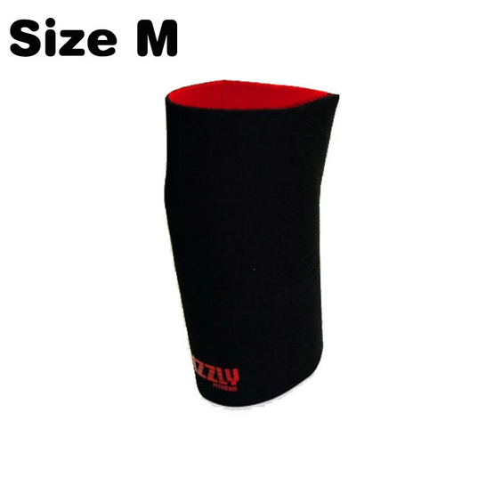 Grizzly Fitness ELBOW SLEEVE ปลอกขาป้องกันการบาดเจ็บที่หัวเข่า size M