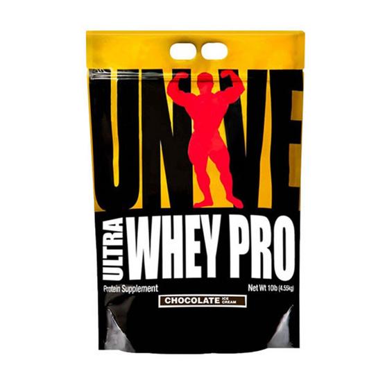 Universal Ultra Whey Pro Chocolate 10 lb โปรตีนคุณภาพสูง สำหรับเสริมสร้างกล้ามเนื้อ