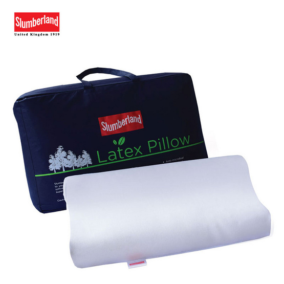 Slumberland Latex Contuor Pillow (106PLC)