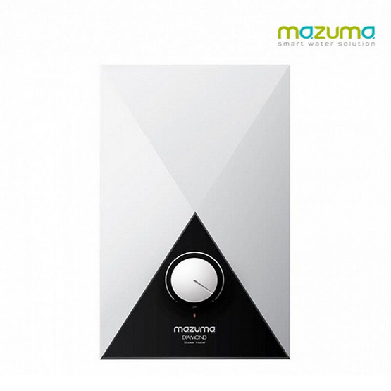 mazuma เครื่องทำน้ำอุ่น รุ่น DIAMOND 4.5 (4,500 วัตต์)