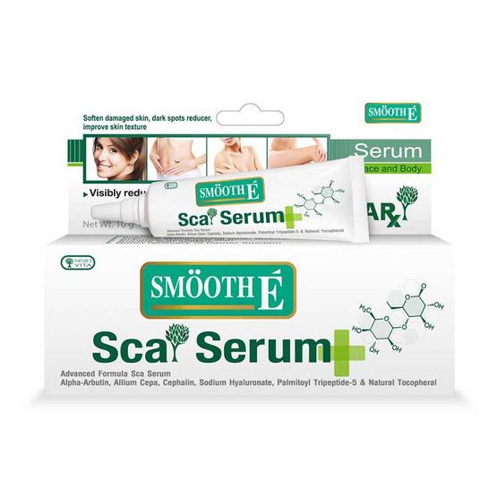Smooth E Scar Serum Face&Body 10g