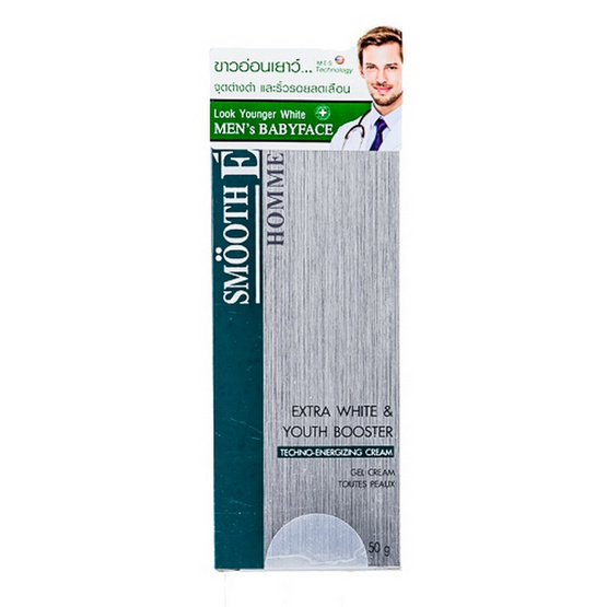 Smooth E Men Youth Booster 50ml