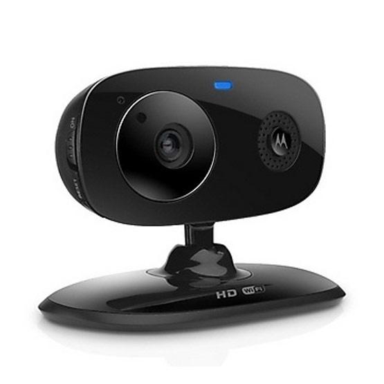 Motorola Wifi Camera Focus66 Black
