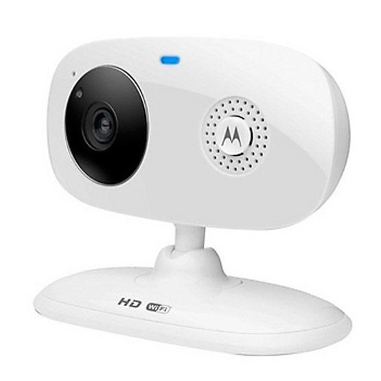 Motorola Wifi Camera Focus66 White