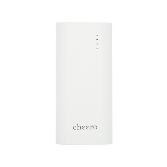 cheero Power Bank รุ่น Power Plus 3 mini 6700mAh CHE-068 White