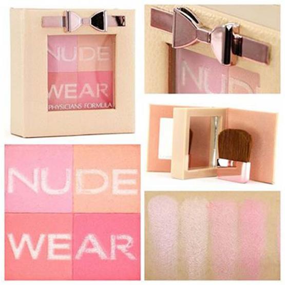 Physicians Formula Nude Wear Nude Glow Blush #Rose 5g