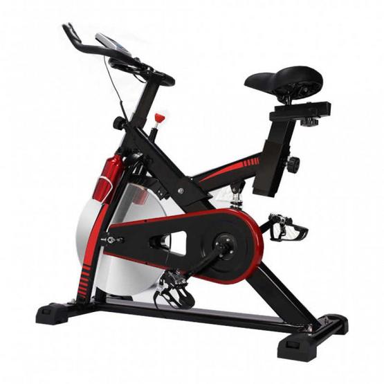 360 Fitness จักรยานนั่งปั่นออกกำลังกาย Spin Bike 9011S สีดำ