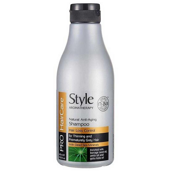 STYLE Aromatherapy Hair Loss Control Shampoo 400 ml