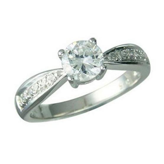 Winnie แหวนวันไดมอนด์ MR684