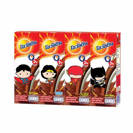 โอวัลติน นมUHT รสช็อกโกแลต 180 มล. (ยกลัง 48 กล่อง)