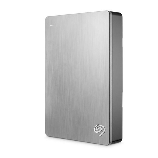 "Seagate New Backup Plus 2.5"" USB3.0 4TB Silver 3 Years Warranty"