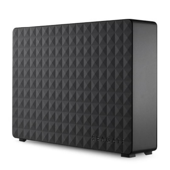 "Seagate New Desktop Expansion 3.5"" USB3.0 3TB Black 3 Years Warranty"