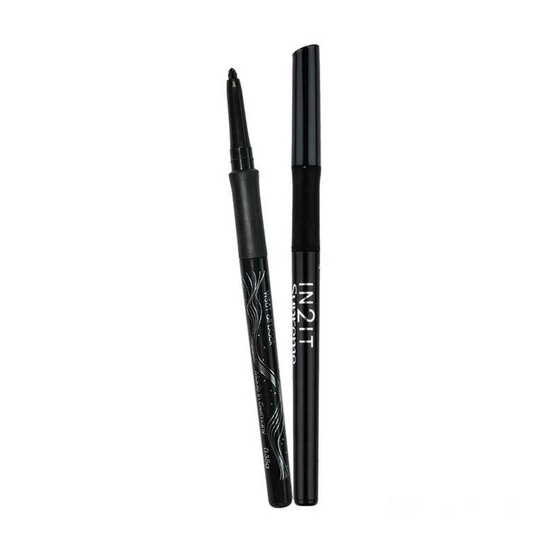 IN2IT Supreme Waterproof Eyeliner 0.35g #WS01 Black