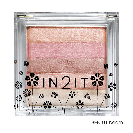 IN2IT Pearl Powder Bricks 8.5g #BEB01 Beam