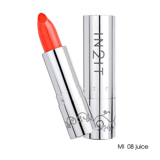 IN2IT Moisture Intense Lipstick 4g #MI08 Juice