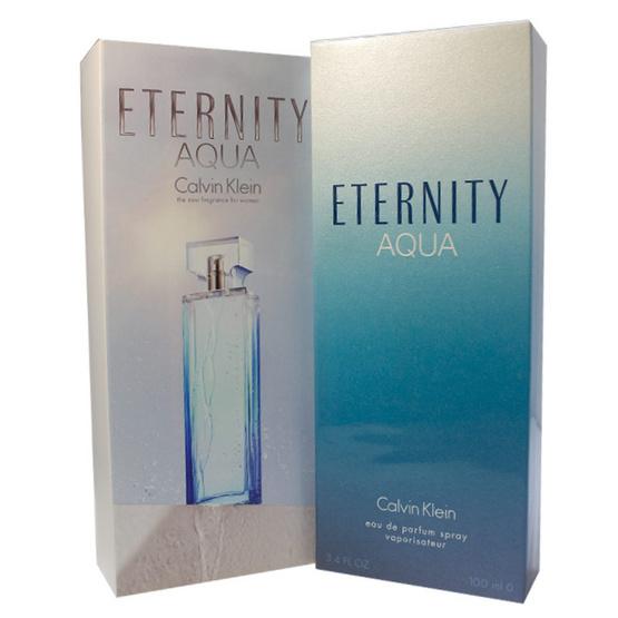 CK Eternity Aqua Woman EDP 100ml. น้ำหอมแท้ พร้อมกล่อง