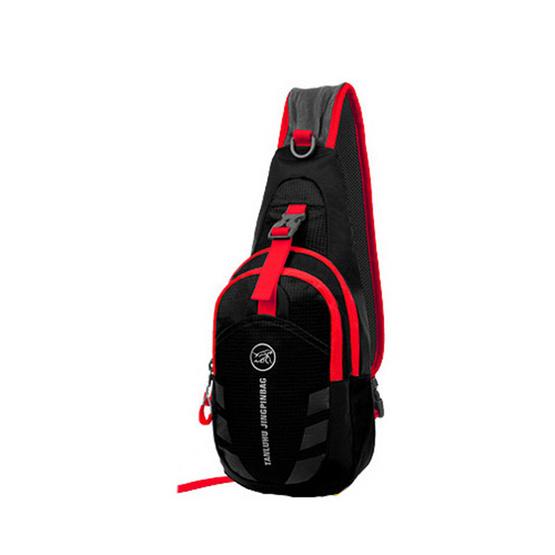 Tanluhu กระเป๋าสะพายข้าง สีดำ