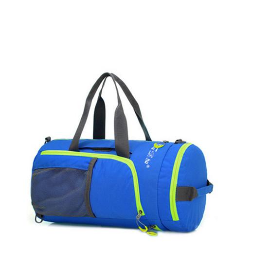 Tanluhu กระเป๋ากีฬาเอนกประสงค์ สีฟ้า