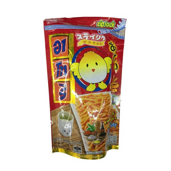 Atori อาโทริ ขนมขาไก่ ทรงเครื่อง ขนาด 70 g. (6 ชิ้น)
