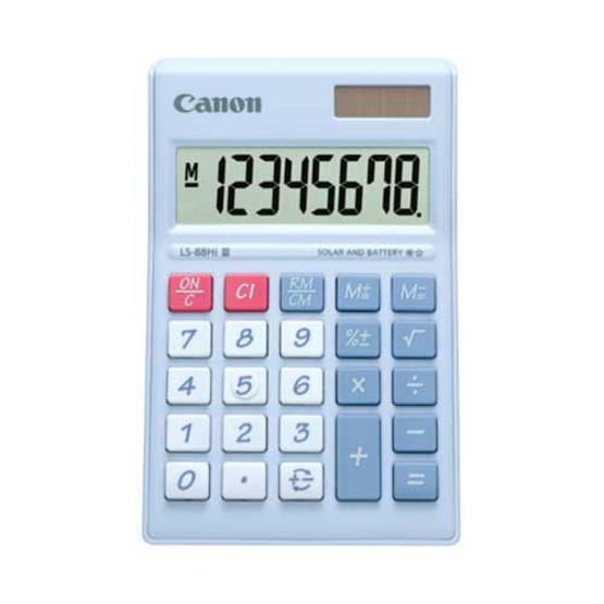 Canon Desktop Calculator รุ่น LS-88 Hi llI Purple
