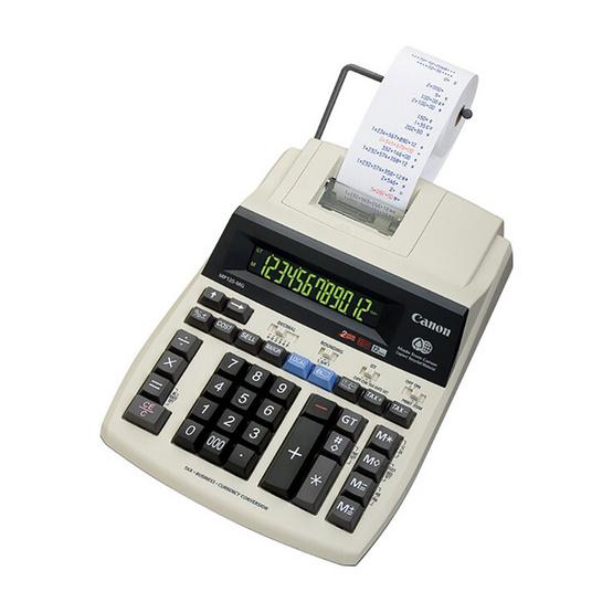 Canon Printing Calculator รุ่น MP120-MG