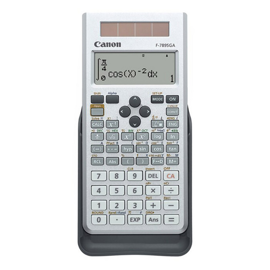 Canon Scientific Calculator รุ่น F-789SGA