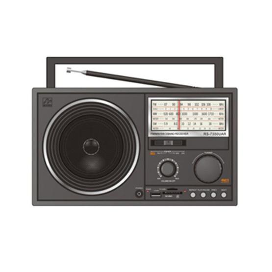 Aconatic AN-888วิทยุ AM FM แบบกระเป๋าหิ้ว