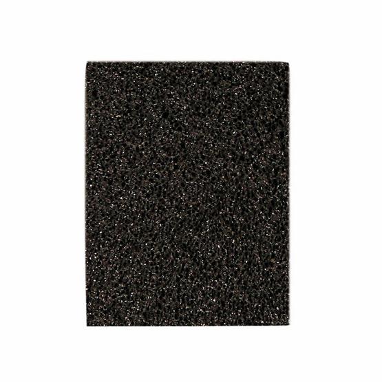 Titania Sulphure sponge, black,