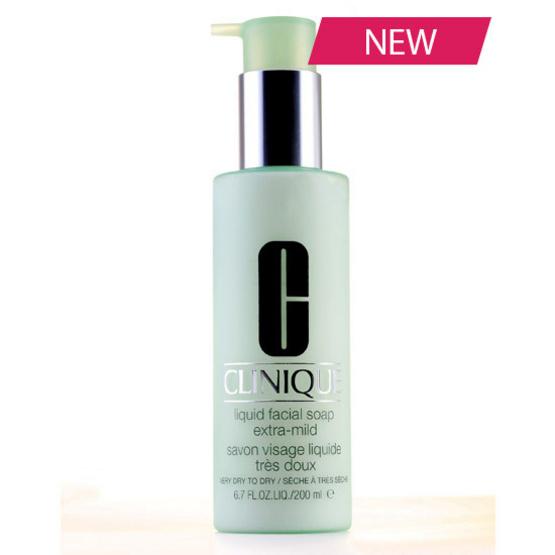 Clinique Liquid Facial Soap Extra-Mild 200ml.