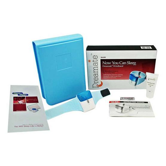 เครื่องช่วยนอนหลับ Dreamate by HIVOX DM-800 แถมฟรี เจลอัลตราซาวด์ มูลค่า 200 บาท (Sleepnow, Innovative Sleep Solutions)