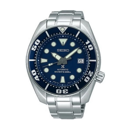 นาฬิกาข้อมือ SEIKO รุ่น Sumo Scuba Diver s Watch SBDC033
