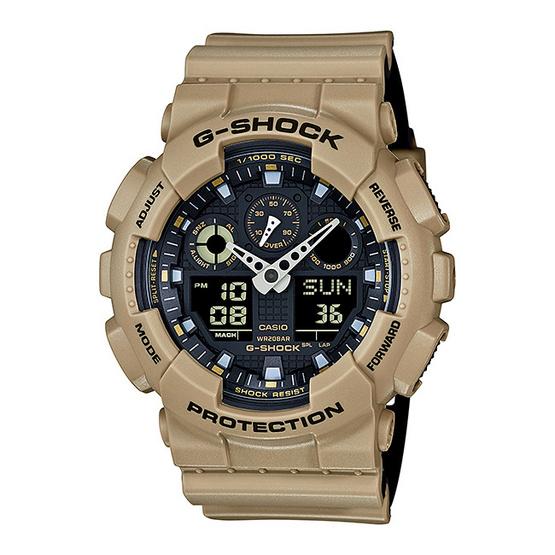 Casio G-Shock  รุ่น GA-100L-8ADR
