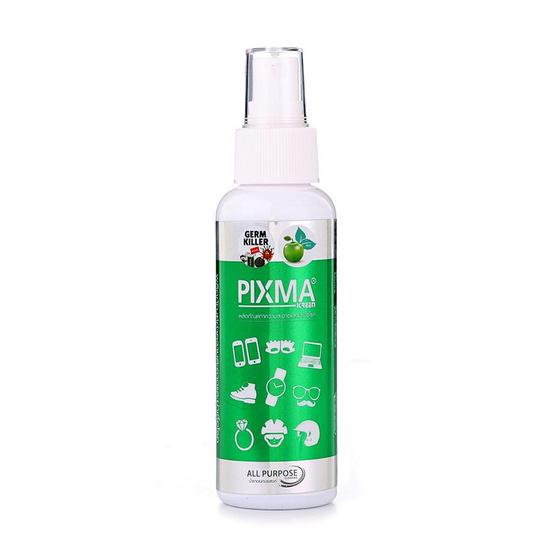 Pixma Kreen 100ml ผลิตภัณฑ์น้ำยาทำความสะอาดและฆ่าเชื้อโรค