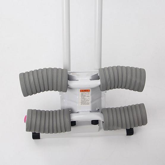Power Plank เครื่องบริหารหน้าท้องระบบแพลงค์ พร้อมการบริหารแบบคาร์ดิโอ
