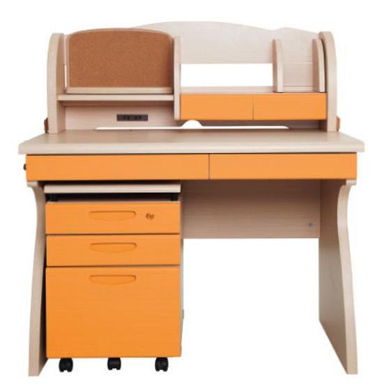 KNOTTY BERRY โต๊ะเขียนหนังสือ ORIGIN สีส้ม
