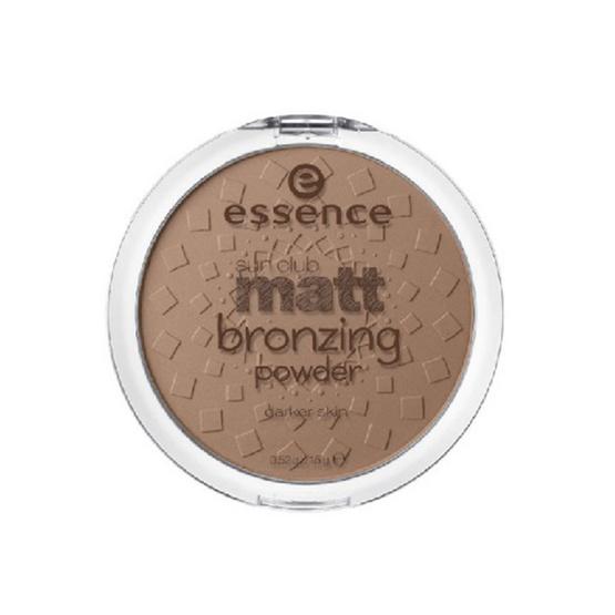 Essence sun club matt bronzing powder 35g. #02