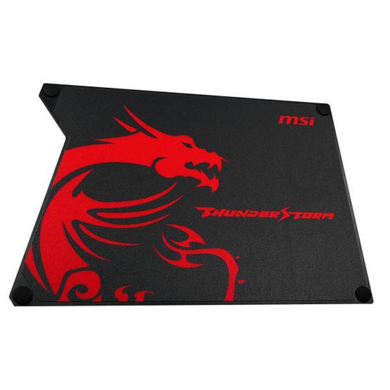 MSI Thunderstorm Aluminum Gaming Mousepad